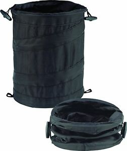bell small collapsible pop up trash can perfect for truck car van ebay. Black Bedroom Furniture Sets. Home Design Ideas