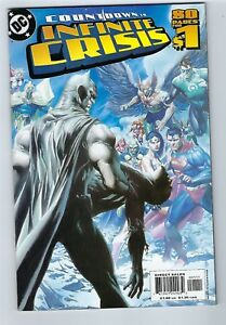 Countdown-to-Infinite-Crisis-1-80-pages-2005-DC-Comics-NM