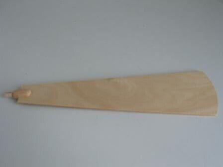 Piezas de repuesto para pirámides alas-Nº de naturaleza 70059-verde 24cm nuevo accesorios de madera