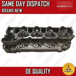 MITSUBISHI-CHALLENGER-CANTER-2-8-TD-TURBO-DIESEL-4M40T-BARE-CYLINDER-HEAD-NEW