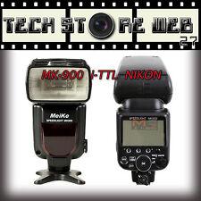MEIKE MK-900 Flash Speedlite i-TTL II per NIKON simile SB-900 per  D750  D800E