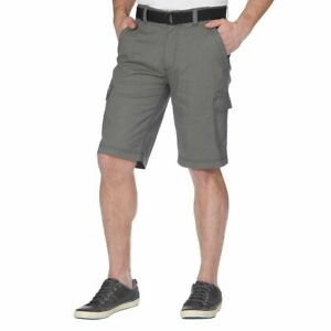 Wear First Mens 685 Legacy Belted Cargo Shorts