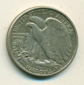 USA 1938D EF45 50 cents