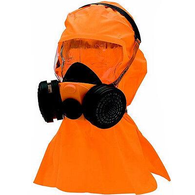 Atemschutzmaske inkl. Filter, Vollmaske, Schutzmaske, Lackiermaske Atemmaske