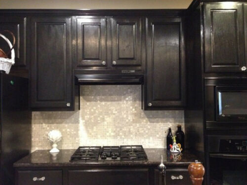Squared White Mother of Pearl Tile Kitchen Backsplash Bath Shower Wall Mosaics