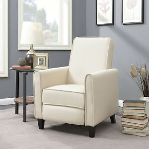 Recliner-Chairs-Living-Room-RV-Recline-Club-Chair-Home-Furniture-Theater-Beige