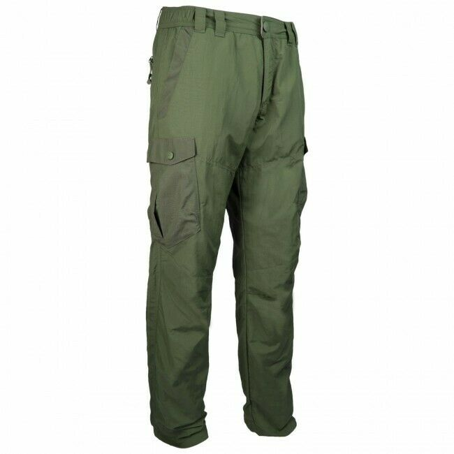Highlander Starav Trousers Olive Lightweight Country Hunting Shooting