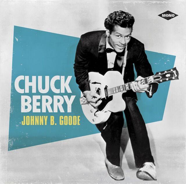 Chuck Berry - Johnny B Goode [Wagram]