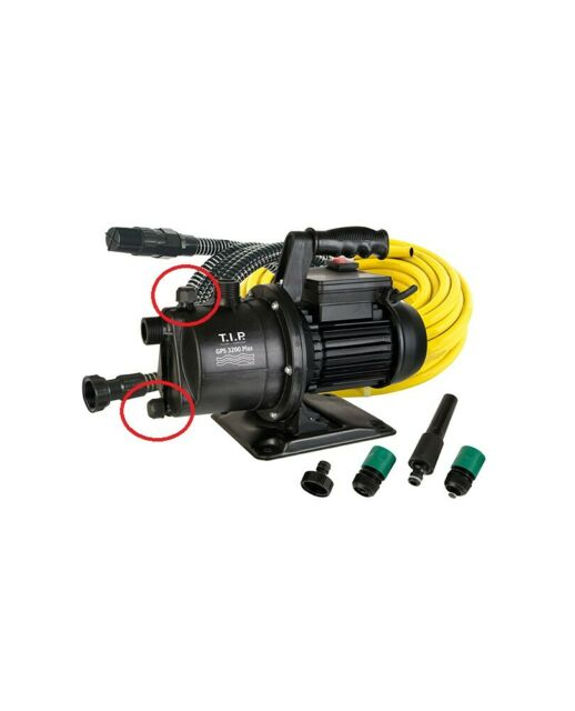 T.I.P 650 Watt Gartenpumpenset GPS 3200 Plus
