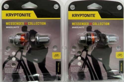 Krytonite Wheelnutz Locking Wheel Nuts Security