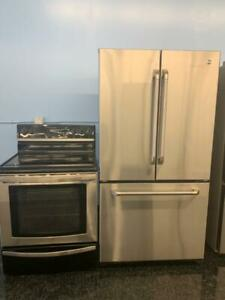 Stainless Steel Fridge & Stove PACKAGE -Low Price Until Sunday Toronto (GTA) Preview