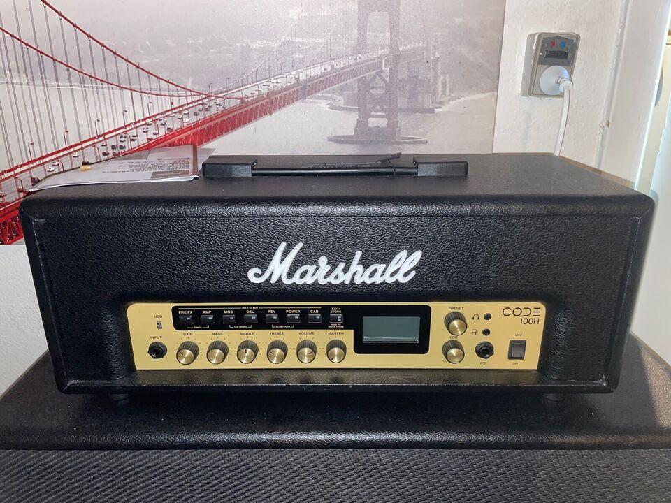 Marshall Code 100 Marshall 412 cabinet, Marshall Code 100
