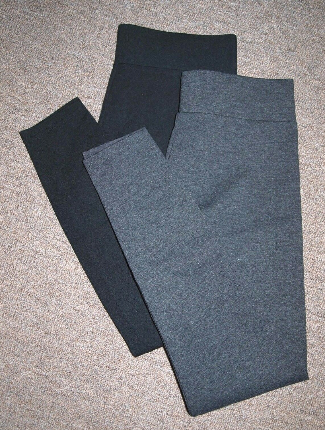 Ann Taylor Loft LOT OF TWO Women's Size Small Leggings