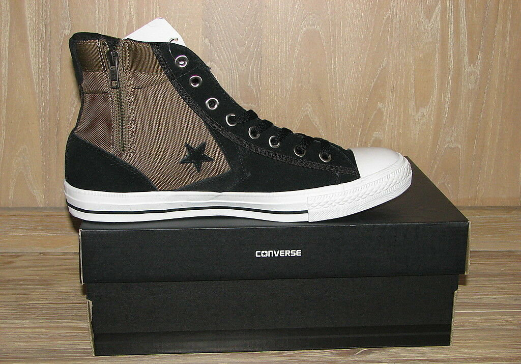 Converse Homme Star Player EV Undefeated Hi High Noir Chaussures Taille NIB 137371C