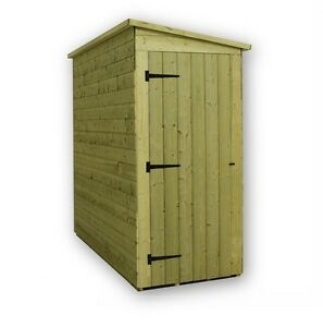 image is loading wooden garden shed 6x3 shiplap pent shed tanalised