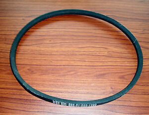 Nos Delta Table Saw V Belt 29 Oc P N 925010331793 Fits 36 750 Type 2 Etc Ebay