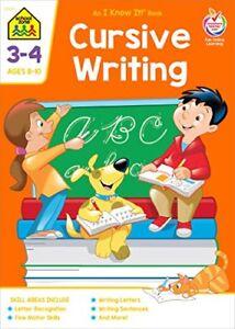 cursive alphabet letters writing workbook handwriting worksheets grades 3 4 9780938256021 ebay. Black Bedroom Furniture Sets. Home Design Ideas