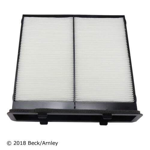 Cabin Air Filter Beck//Arnley 042-2174