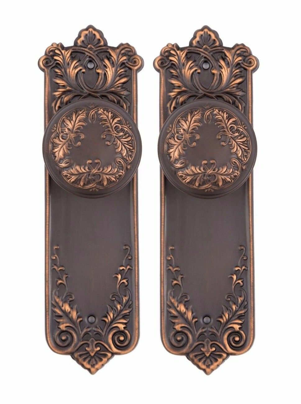Lorraine French Doorknob Sets For Old Or New Doors