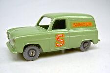 "Matchbox RW 59A ""Singer"" Van in hellgrün perfektes Topstück in ""B"" Box"
