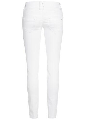 50/% OFF B17042352 Damen Violet Hose Jeans 5-Pocket-Style mit 3 Knöpfe weiß