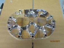 New Billet 6v-71 8v-71 Blower show polish rear bearing plate 671 drag 871 snout