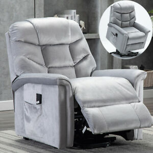 Waterproof-Power-Lift-Recliner-Chair-Overstuffed-Suede-Sofa-with-RC-for-Elderly