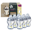 6-Tommee-Tippee-Baby-Feeding-Bottles-Closer-Nature-260ml-Decorated-Ollie-the-Owl thumbnail 1