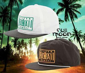 NEU-Volcom-Hawaii-Frame-Herren-Snapback-Cap-Muetze