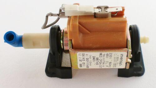 Wasserpumpe Invensys 0011148 Water Pump Pumpe Pompe Siemens surpresso S20 S40