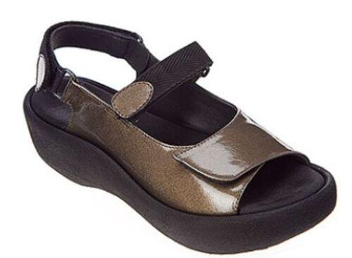 A Cheville Femme Sandale Avec Bride Tailles La Strass Vieux Cuivre Wolky Confort qwz4HfHU