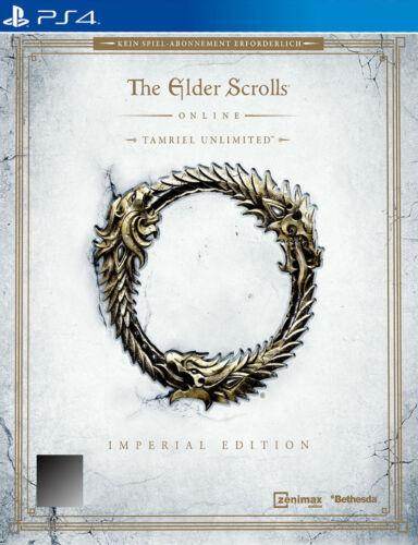 1 of 1 - The Elder Scrolls Online: Tamriel Unlimited -- Imperial Edition (Sony PlayStati…
