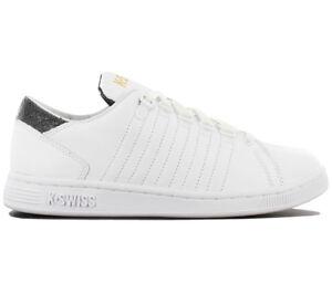 Details zu K Swiss Lozan III TT Tongue Twister Damen Sneaker Schuhe Leder 95294 197 M NEU