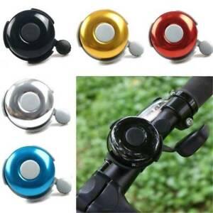 1pcs Bicycle Bike Cycling Handlebar Bell Ring Horn Sound Alarm Loud Ring US