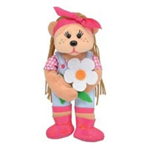 Beanie Kids Bluebelle The Gardener Bear Bk2-147  49dc25dbe59