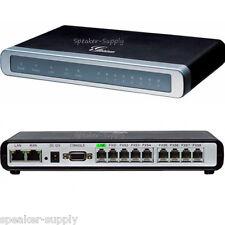 Grandstream 8 Port FXS Gateway VoIP Media Analog Phone System 8 Line PBX GXW4008