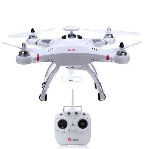 Cheerson CX20 RTF GPS Volador Drone FPV capaz-casi Nuevo