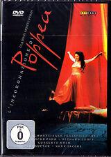 DVD: MONTEVERDI L'Incoronazione di Poppea RENE JACOBS Richard Croft Visse Gall