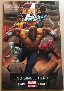Marvel-Comic-Mighty-Avengers-Volume-1-No-Single-Hero-2014-Comic-Book-NM