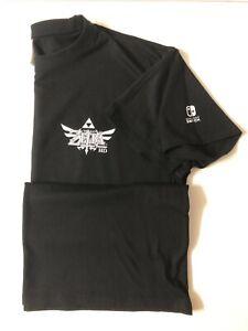 The Legend of ZELDA Skyward Sword HD [ T-Shirt size L ] New & Sealed / No Game