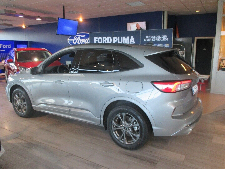 Ford Kuga 2,5 PHEV ST-Line X CVT - billede 1