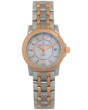 Carl F. Bucherer Patravi Autodate Two Tone Ladies Watch - 00.10621.07.23.21