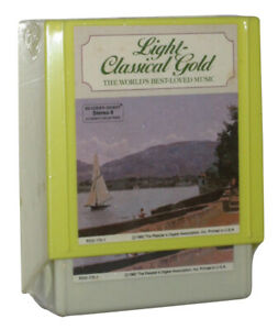 Light Classical Gold The World's Best Loved Music 8-Track Tapes 4-5 (1982) Audio