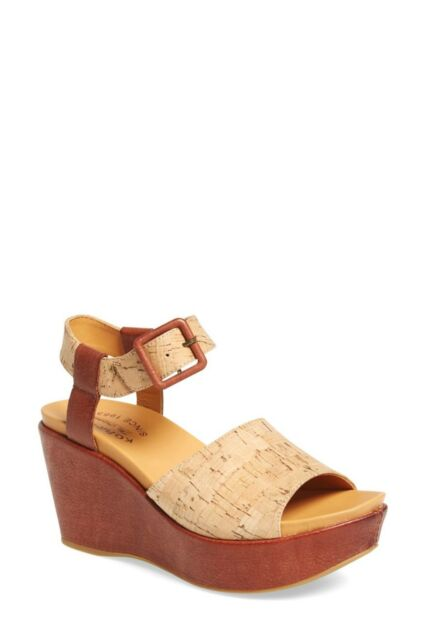 4ea6fb283b0d NEW Kork-Ease Keirn Wedge Sandal