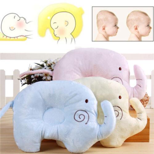 Kids Soft Pillow Memory Foam Prevent Flat Head Anti Roll Support Neck Popular