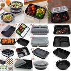 15Type Takeaway Safe Food Container Meal Storage Microwave Plastic Lunch Box Lid