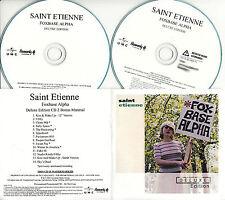 SAINT ETIENNE Fox Base Alpha Deluxe Edition UK 27-trk watermarked promo test CD
