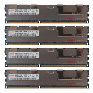 32GB-Kit-4x-8GB-HP-Proliant-BL680C-DL165-DL360-DL380-DL385-DL580-G7-Memory-Ram