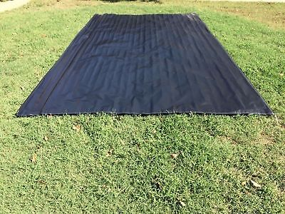 A&E Dometic Replacement Fabric Black Awning 20 ft. Make ...