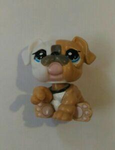 2019 DernièRe Conception Lps Littlest Petshop Pet Shop Dog Chien Bouledogue 3587